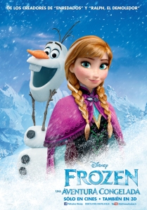 Frozen : Ana  Walt Disney Studios Animation