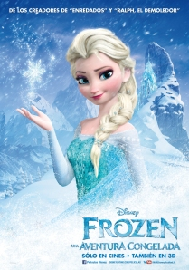 Frozen :  Elsa Walt Disney Studios Animation