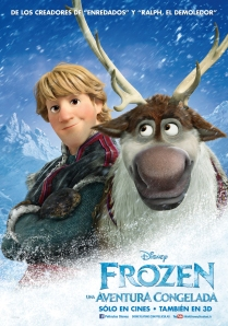 Frozen :  Kristoff Walt Disney Studios Animation