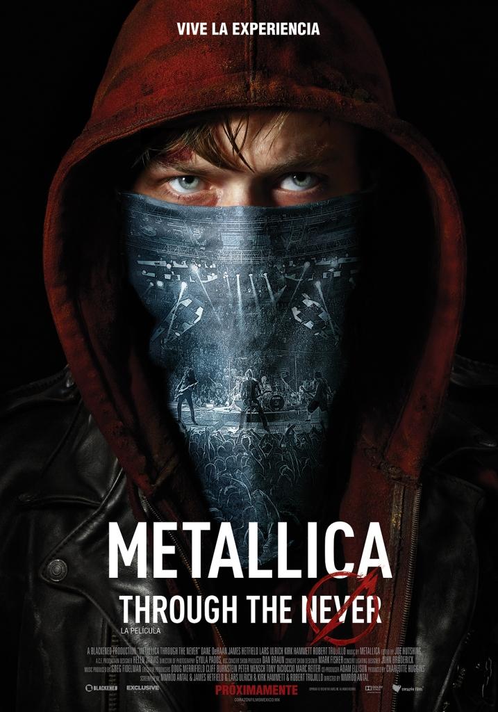 Metallica: Through The Never  : Corazón Films