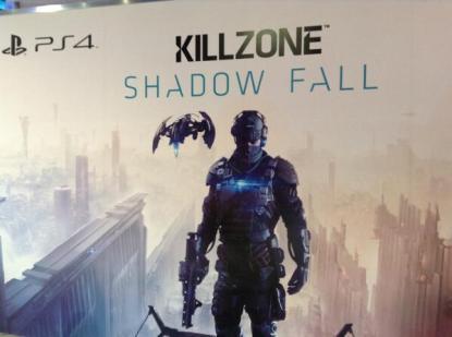 Killzone Shadow Fall PS4 Photo : AppleHead Ink The Blog
