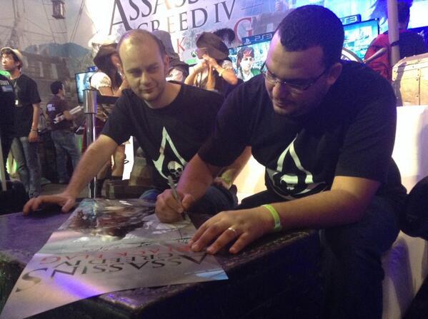 Assassin´s Creed IV : Black Flag Photo : AppleHead Ink The Blo