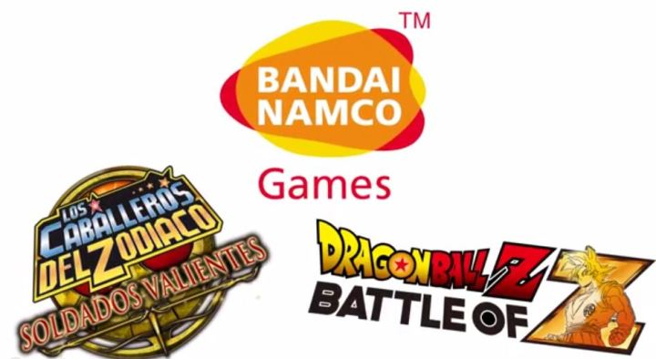 Cabelleros del Zodiaco:Soldados Valientes /Dragon Ball Z: Battle of Z- Namco Bandai Games -EGS 2013