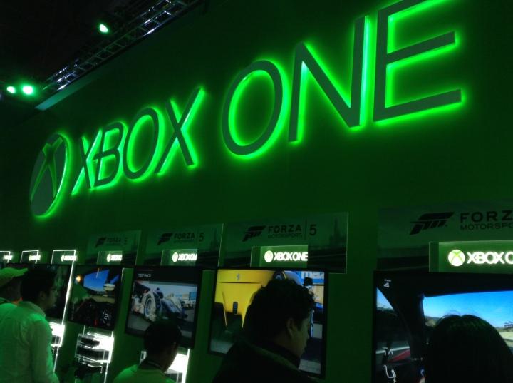 Xbox One EGS 2013 México Photo : AppleHead Ink The Blog