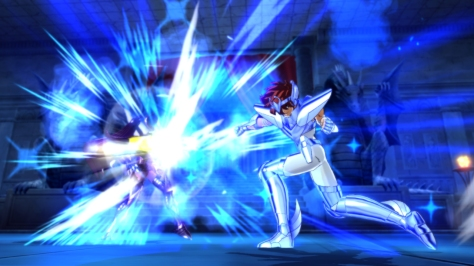 Saint Seiya : Brave Soldiers - Namco Bandai Games