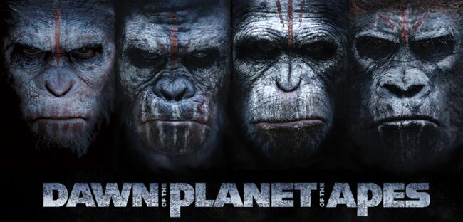 Dawn Of The Planet Of The Apes : 20th Century Fox