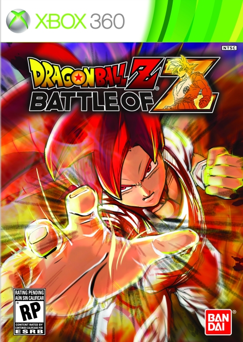 Dragon Ball Z : Battle of Z - Namco Bandai Games