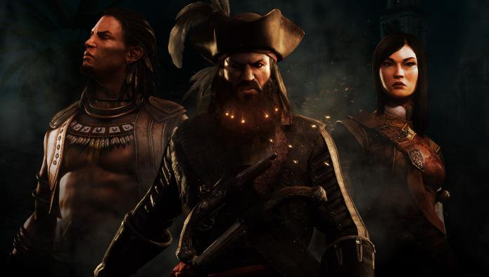 Assassin´s Creed 4 Multiplayer DLC -Ubisoft