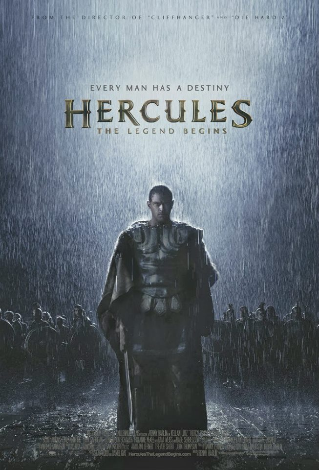 Trailer + Poster The Legend of Hercules