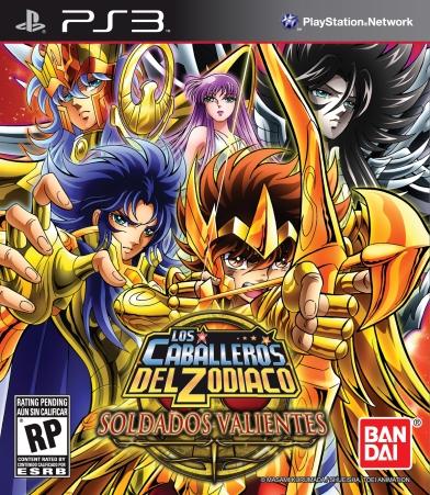 Saint Seiya Teambox PS3  Mexico- Namco Bandai Games