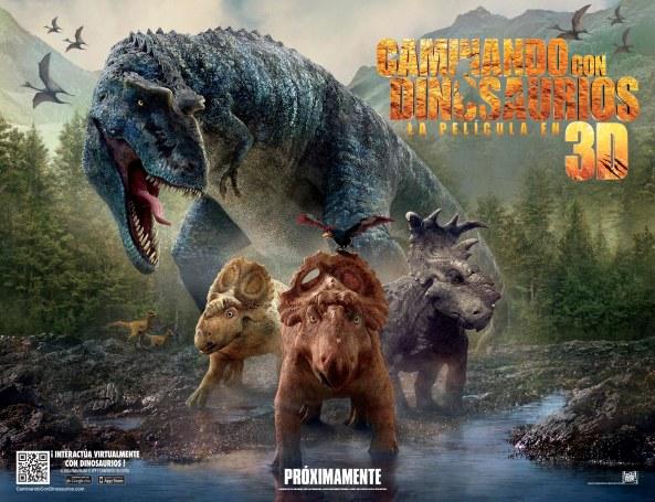 Caminando Con Dinosaurios Fox México