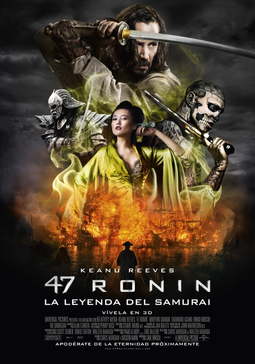 47 Ronin-Universal  Pictures