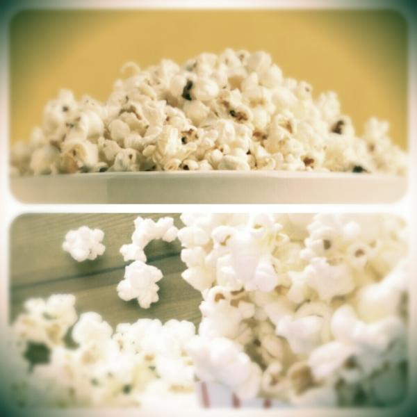 Popcornday Appleheadink
