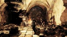 Surrounded--DarkSouls II- Namco Bandai Games