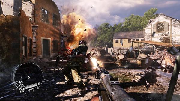 Enemy Front- CI Games, Namco Bandai Games