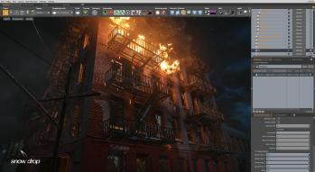 Snowdrop Screen Editor Particles . Imagen : Ubisoft México