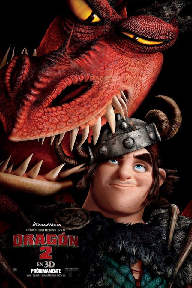 : Como Entrenar a tu Dragón 2 / How to Train Your Dragon 2  Fox México