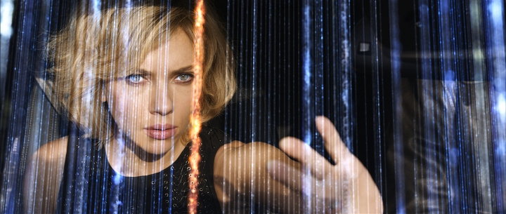 LUCY : Scarlett Johansson Universal Pictures Mèxico