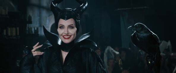 Disney's MALEFICENT Maleficent (Angelina Jolie)  Photo Credit: Film Frame ©Disney 2014