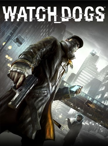 Poster: Watch_Dogs- Ubisoft