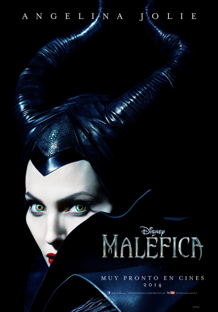 Poster : Malefica  Walt Disney Picture