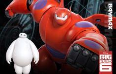 Big Hero 6 Walt Disney Pictures