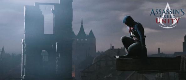 Assassins Creed Unity-Ubisoft