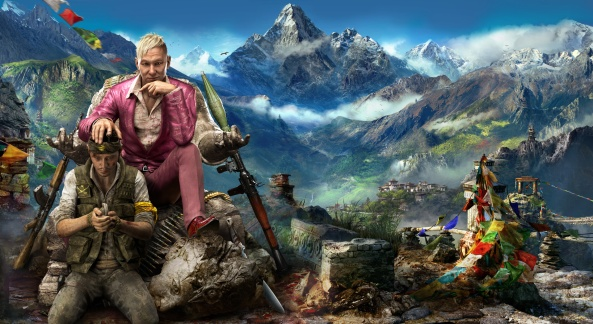 Far Cry 4- Ubisoft
