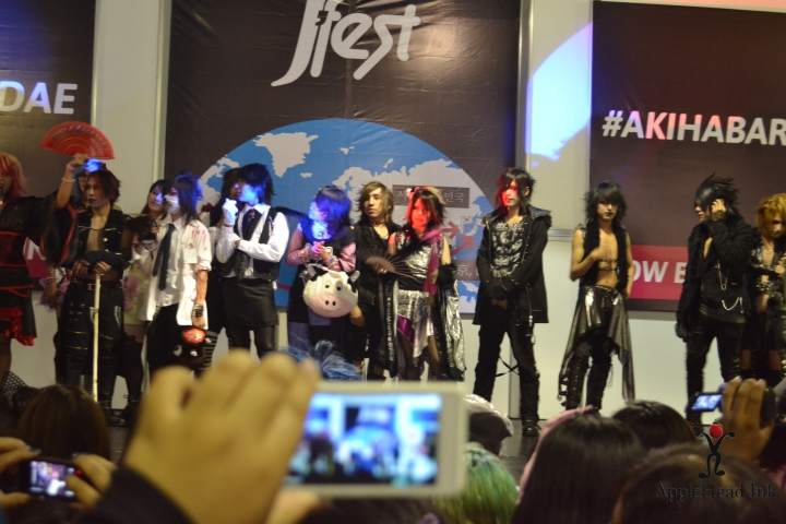 JFest Noviembre Foto : AppleHead Ink The Blog