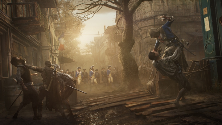 Assassins Creed Unity DLC- Dead Kings-Ubisoft