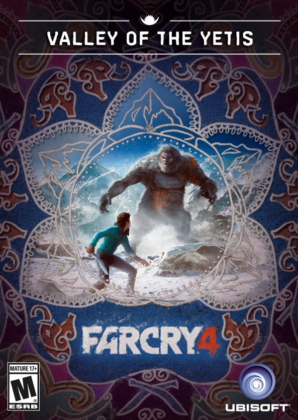 "Far Cry 4 ""VALLEY OF THE YETIS""- Ubisoft"