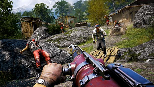 Far Cry 4 -Ubisoft