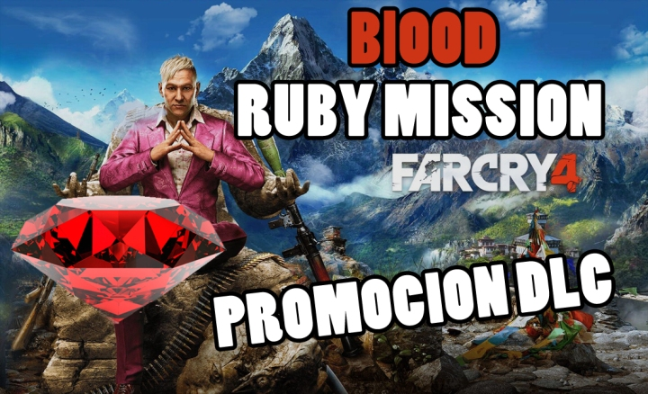 The Blood Ruby Mission Promo
