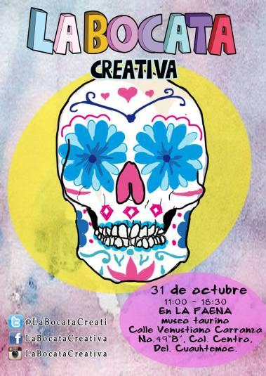 Poster La Bocata Creativa