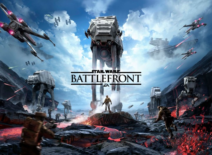 EA-DICE Star Wars Battlefront