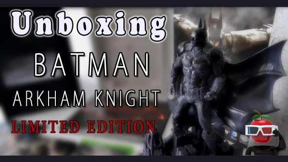 UNBOXING batman