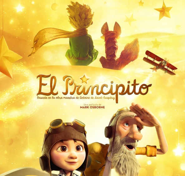 El Principito -Little Prince Corazon Films