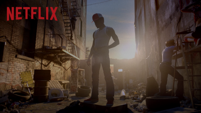 The Get Down : Netflix México