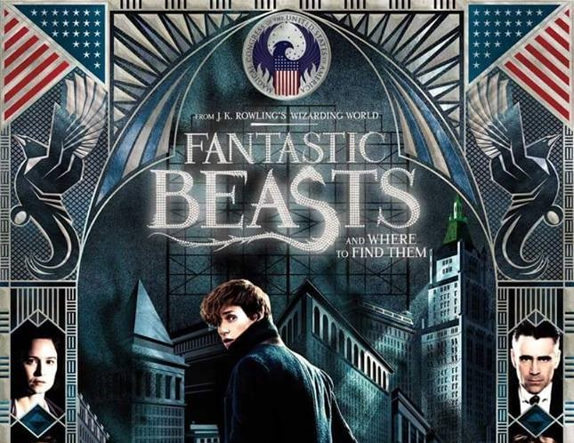 The Fantastic Beasts and Where To Find Them