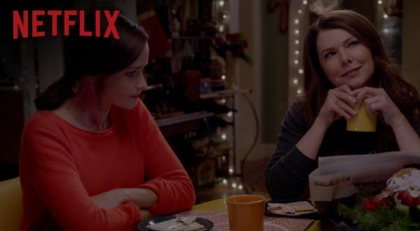 Girlmore Girls : Netflix